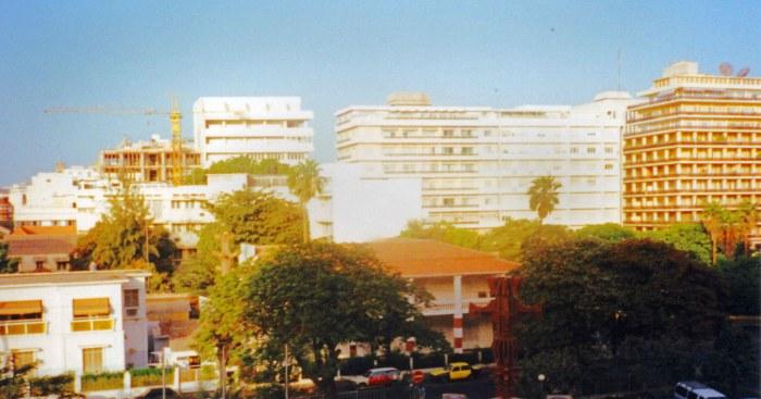 Once, in Senegal