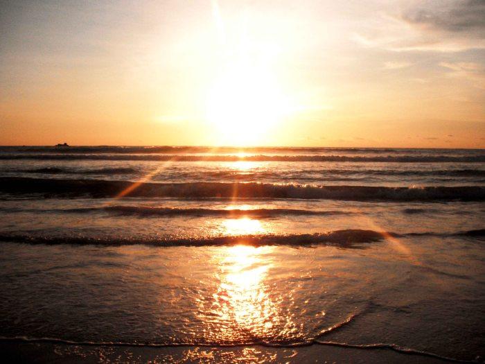 On Victory Beach