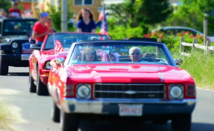 Fourth of Julyparade