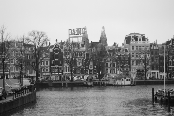Amsterdam, early evening