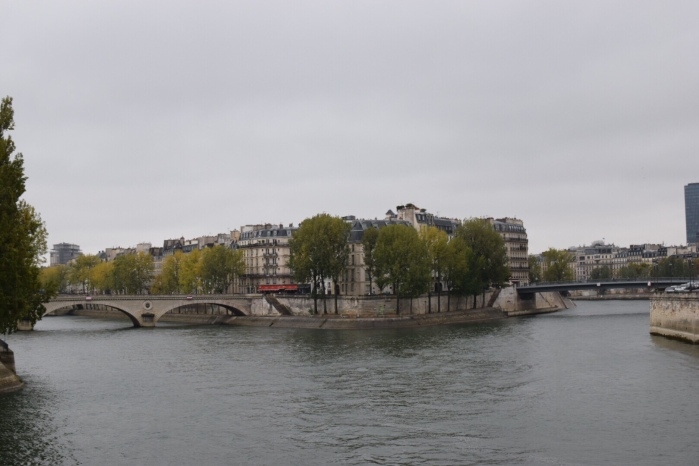 First impressions of Paris